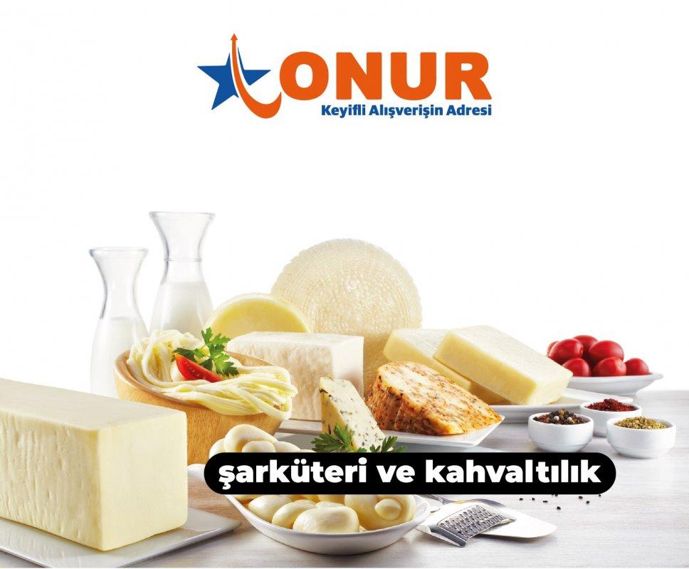 Kahvaltı Ürünleri Onur Hipermarketleri